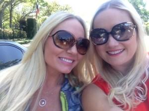 Lemon & Trende pedicab selfie!