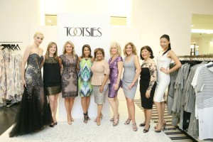wcr fashion show models