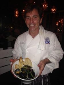 Chef/Co-Owner Bruce Molzan