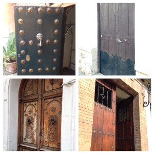spain doors