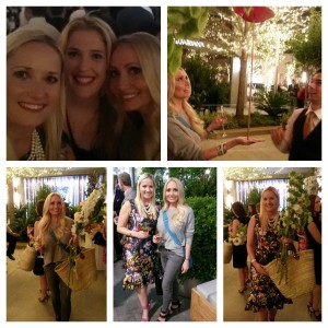 Selfies, shopping, and balancing acts with my girls Lori Geshay and Jennifer Roosth!