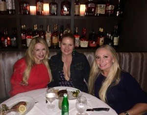 Anna Kaplan, Nicole Brende, Lori Geshay....my girls!