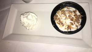 The ultimate warm vanilla caramel cake!