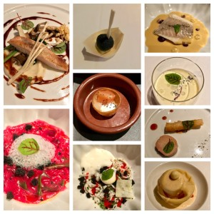 europea relais and chateau food