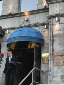 """A """"Relaias & Chateaux"""" restaurant"""