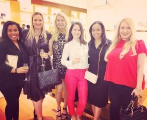 Ashley Seals, Nicole Brende, Laura Cernock, Holly Grace, Hannah Thibodeaux, Anna Kaplan