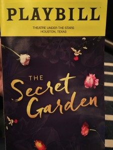 TUTS The Secret Garden