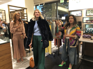 heroes and handbags kickoff 2019 color blocking