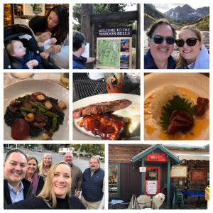 Aspen 2019 food