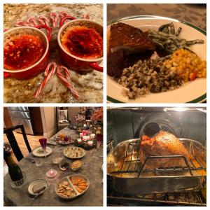 xmas 2019 food