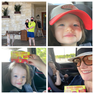 A TX road trip is never complete w/o a pit stop to Buc-ee's!
